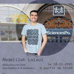 Rencontre dédicace avec Abdelilah Laloui
